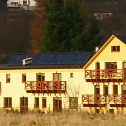 Kolektory słoneczne Góra 30