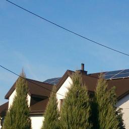 Kolektory słoneczne Góra 15