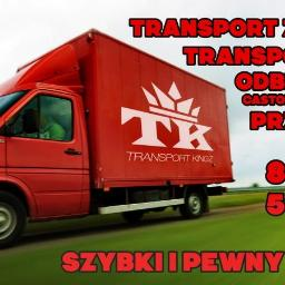 TransportKingz - Firma transportowa Dąbrowa Górnicza