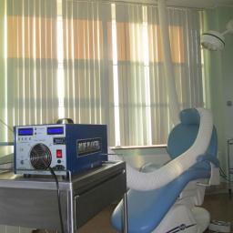 Ozonowanie Klimatyzacji w Klinice Medycznej