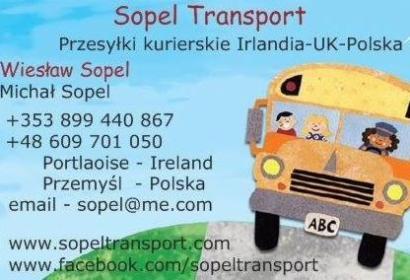 Sopel Transport - Firma transportowa Borris in Ossory