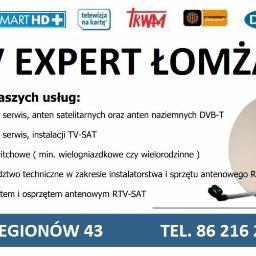 TV expert - nc+ - Alarmy Łomża