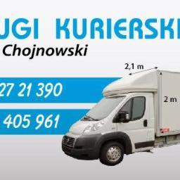 Usługi Kurierskie Robert Chojnowski - Usługi Koło