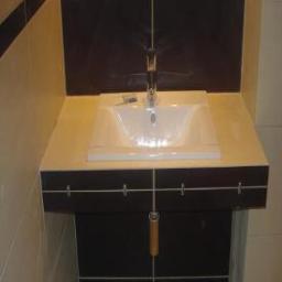 Usługi Remontowo-Budowlane - Remont łazienki Lichnowy