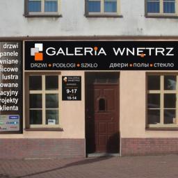 Galeria Wnętrz Łukasz Hałajko - Drzwi Braniewo