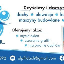 Alp-Fil - Prace działkowe Szczecinek