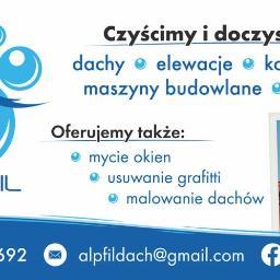 Alp-Fil - Usługi Szczecinek