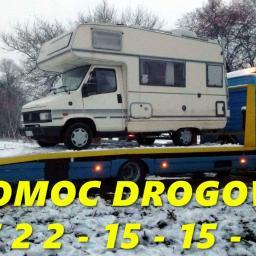 F.H.U. KAMIR - Transport busem Kałuszyn