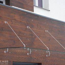 Daszek szklany  - Sunglass