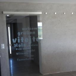 Drzwi przesuwne - Sunglass