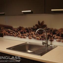 Grafika na szkle - Sunglass