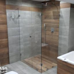 Szklana kabina prysznicowa - Sunglass
