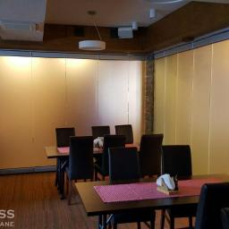 mobilne ścianki ze szkla - Sunglass