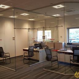 Szklane ścianki - Sunglass