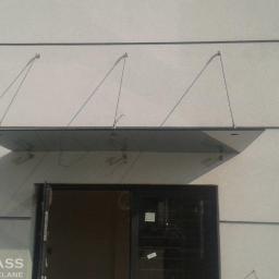 Daszek nad drzwi - Sunglass