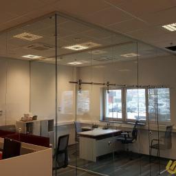 Ścianki szklane - Sunglass