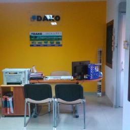 Salon Firmowy DAKO - Okna PCV Krapkowice