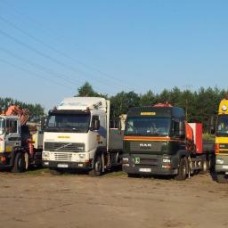 TRANS-REM - Firma transportowa Bełchatów