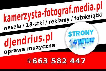 STUDIO KSmultimedia - Kamerzysta Radomsko