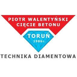 Cięcie i Wiercenie Betonu Piotr Walentyński - Firmy budowlane Toruń