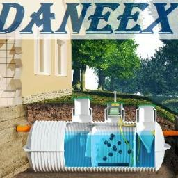 F.U.DANEEX Daniel Grzywacz - Oczyszczanie ścieków, uzdatnianie wody Stegna