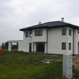 Domy murowane Mińsk Mazowiecki 9