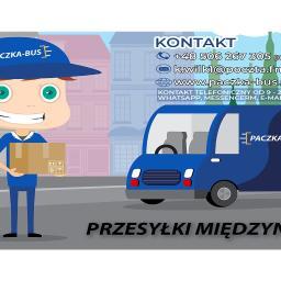 Paczka bus Małgorzata Wilk - Moda Damska Chełmiec