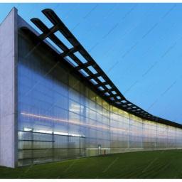 Naświetla pionowe, fasady - panele SEPLUX