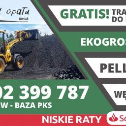 Skład Opału Rosiak - Wywóz Ziemi Zelów