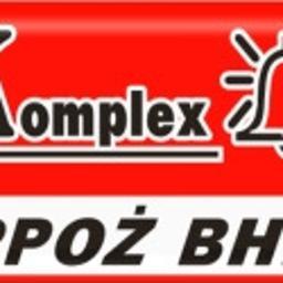 Komplex PPOŻ BHP s.c. - Serwis sprzętu biurowego Szczecin
