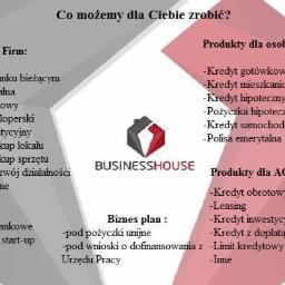 BUSINESS HOUSE - Kredyt gotówkowy Mrągowo