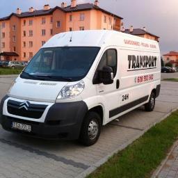 F.H.U. Jumper Krzysztof Krakowiak - Przeprowadzki Sandomierz