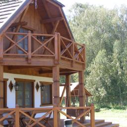 Drewno-budowa - Cieśle Karczew