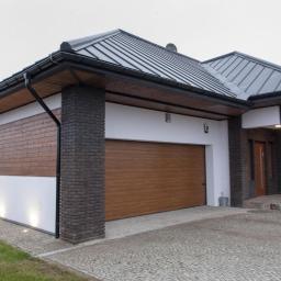 Domy szkieletowe w formie zabudowy metalowej