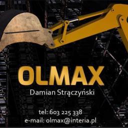 OLMAX Damian Strączyński - Roboty ziemne Częstochowa