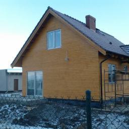 Ciesielstwo- dekarstwo Kardasz - Budowa domów Września
