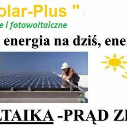 P.P.H.U Solar-Plus Radosław Styczeń - Pompy ciepła Legnica