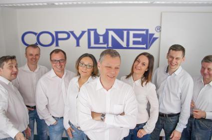 Copyline Jacek Cymbrykiewicz Spółka Jawna - Plotery nowe Gorzów Wielkopolski