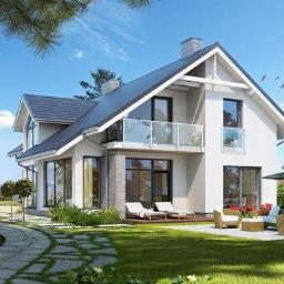 Projekty domów Mińsk Mazowiecki 4