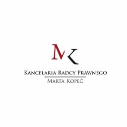 Kancelaria Radcy Prawnego Marta Kopeć - Firma konsultingowa Warszawa