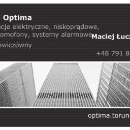 FHU Optima - Oświetlenie Schodów Toruń