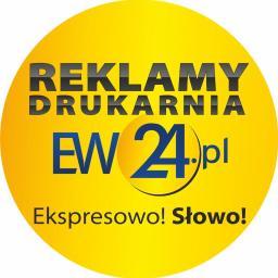 EW24.PL REKLAMY DRUKARNIA (EWIZJA Karol Sadurski) - Drukowanie Etykiet Lublin