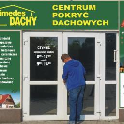 Ganimedes DACHY - Pokrycia dachowe Końskie