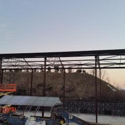 HALSTAL - Konstrukcje stalowe Sieroszewice