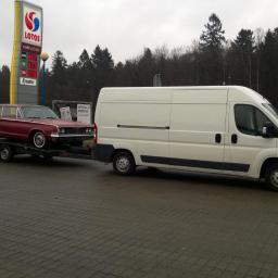 Transport drogowy Jarosław Rum - Kurier Gdynia