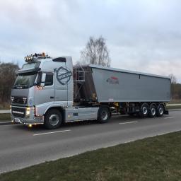 AUTO HANDEL USŁUGI TRANSPORTOWE Rafał Walenciej - Firma Logistyczna Dąbrowa Białostocka