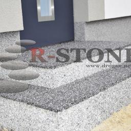 Posadzki żywiczne- kamienny dywan Carnico