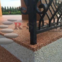 posadzka kamienny dywan-Verona + Bottocino