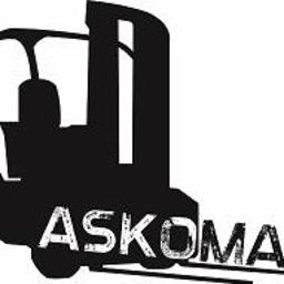 ASKOMAX Wózki Widłowe - Wózki widłowe spalinowe używane Suchedniów