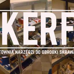 KERF narzędzia do obróbki skrawaniem - Narzędzia Sosnowiec